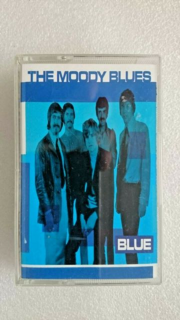 Moody Blues: Blue (Cassette)